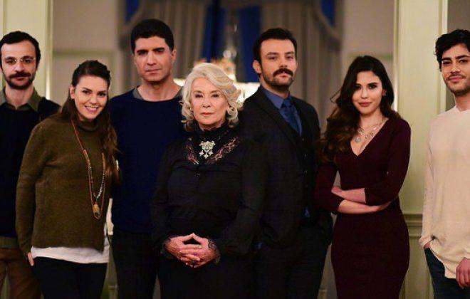 Невеста из Стамбула 3 сезон (54 серия)