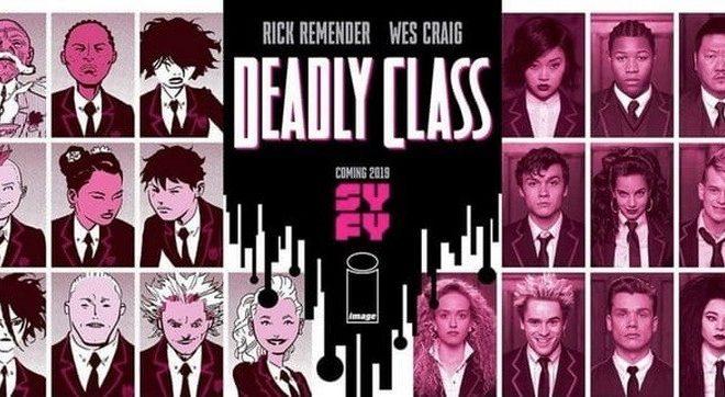 Убийственный класс 2 сезон