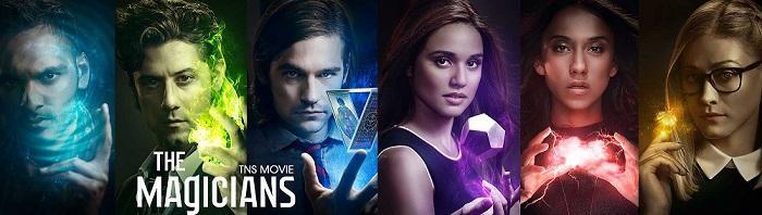 Волшебники 5 сезон