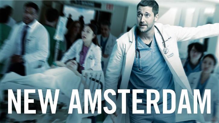 Новый Амстердам 2 сезон