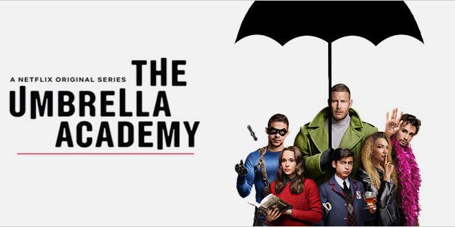 Академия Амбрелла 2 сезон