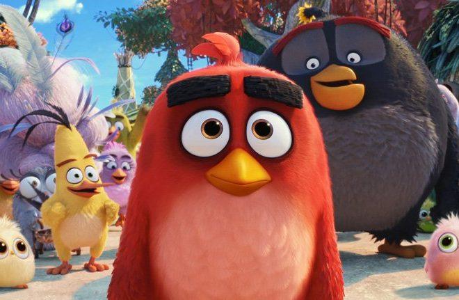 Angry birds в кино 3